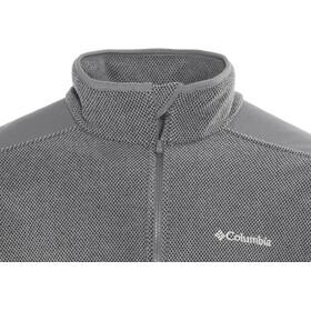 Columbia Tough Hiker Full-Zip Fleece Jackets Herren graphite